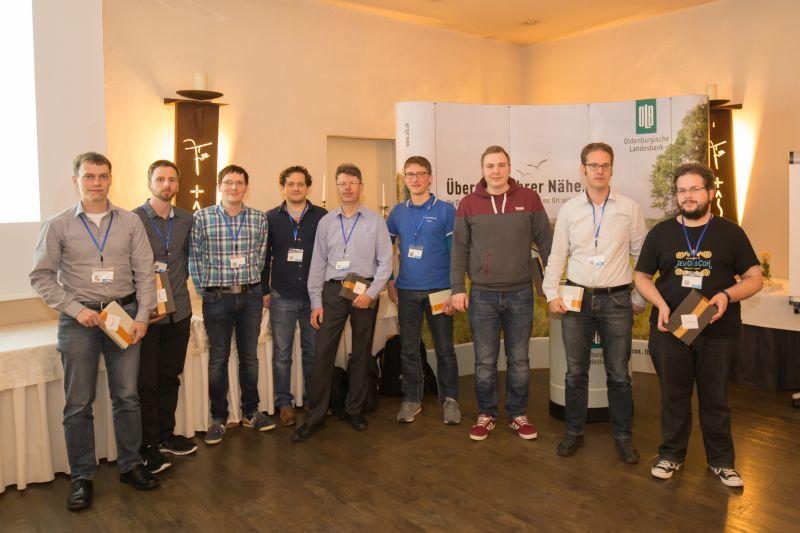 Alle Referenten der SEROM 2016