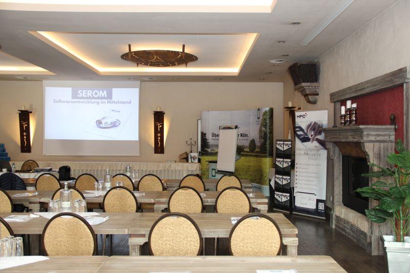 SEROM 2016 - Konferenzsaal