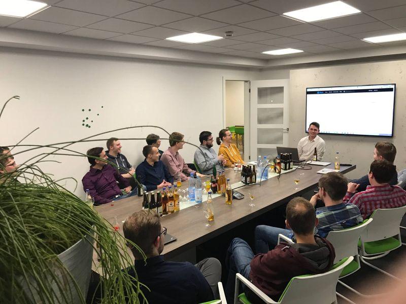 Softwareentwickler-Stammtisch in Lohne